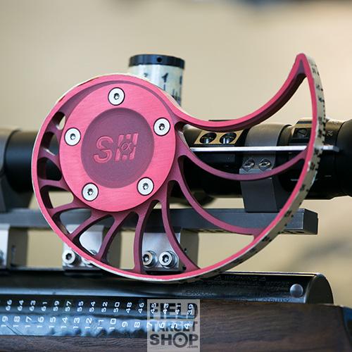Side wheel Sightron SIII paralax