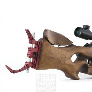 ATRAMA PRO FT/HFT Butt Plate Adjustable Field Target