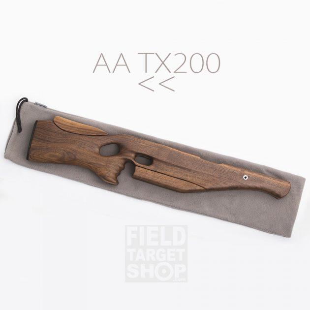 AA TX200 LEFT Custom gunstock