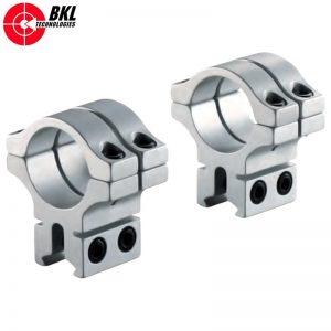 BKL 301 silver 30mm mounts
